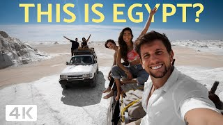 WE LEFT EARTH - Egypt Travel (4K)