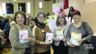 When the Cypress Whispers book sales benefit St. Nicholas Shrine
