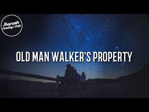 Aaron Watson  Old Man Walkers Property Lyrics