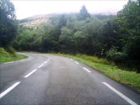 Traversée du Parc des Volcans d'Auvergnes