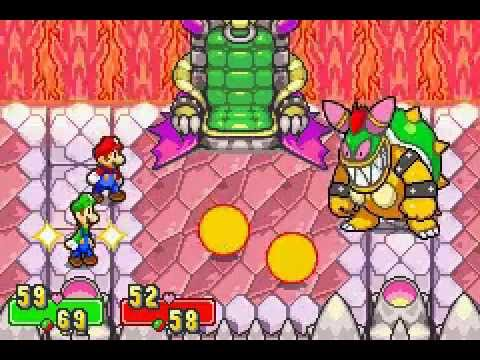 The Shonen Otaku Corner Top 10 Final Battles 9 Mario And Luigi