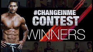 #ChangeInMe CONTEST WINNER | Guru Mann | Health and Fitness