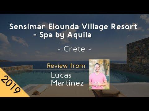Sensimar Elounda Village Resort - Spa By Aquila 5⭐ Review 2019