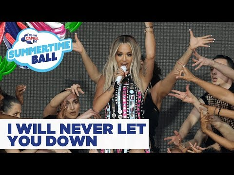 Rita Ora – 'I Will Never Let You Down'   at Capital's Summertime Ball 2019