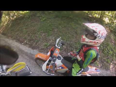 Flint Ridge Dual Sport 2017 Part 1