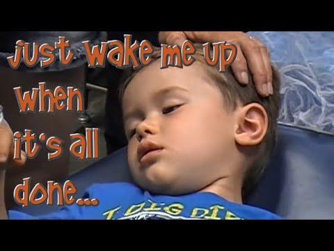 Sedation On A Child For Dental Treatment