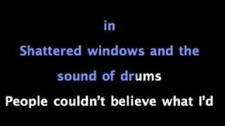 Coldplay - Viva La Vida karaoke