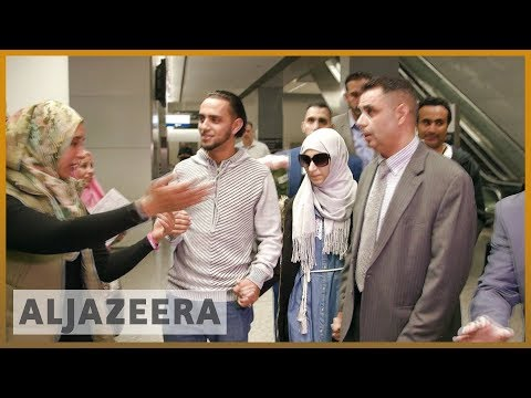 🇾🇪Yemeni mother arrives in US to visit dying son l Al Jazeera English