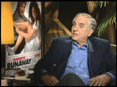 Director-Producer Garry Marshall With Jimmy Carter Runaway Bride 1