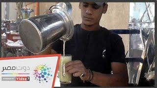 أحمد الأسيوطى استعان بتروسيكل للقضاء على البطالة