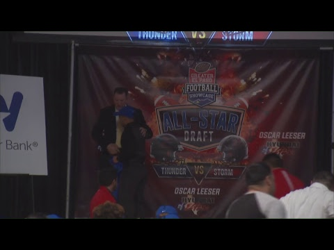 Part 1 - Greater El Paso Football Showcase 2017 Draft