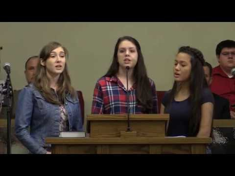 Just As I Am Medley - Teen Ladies Trio