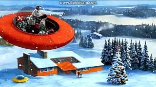 Коллекция новогодних заставок Первого канала 2015