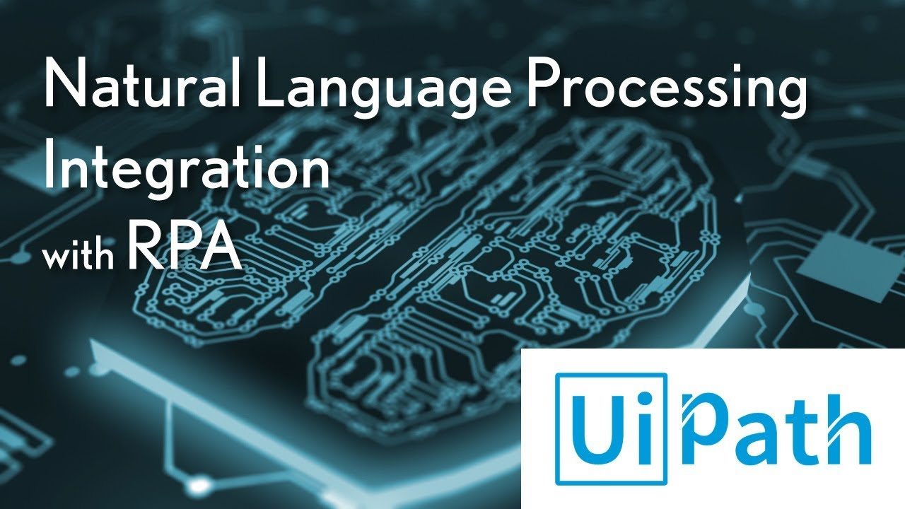 NLP Integration Demo with UiPath RPA