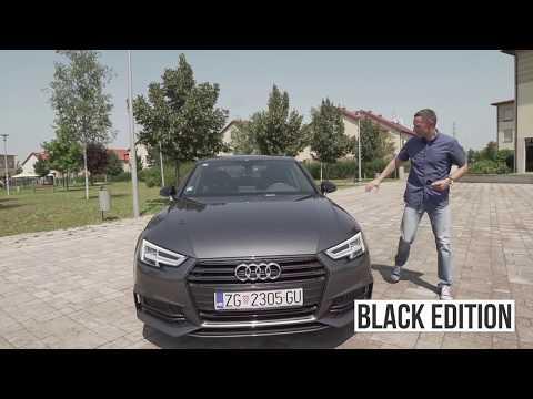 Tradicija na 4 kotača! Audi A4 Blackline Edition - testirao Juraj Šebalj