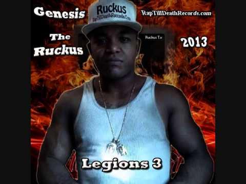Ruckusss (Devil Want My Soul) Remix - LEGIONS 3. 2013 (NEW)