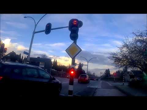 Rood licht tweemaal