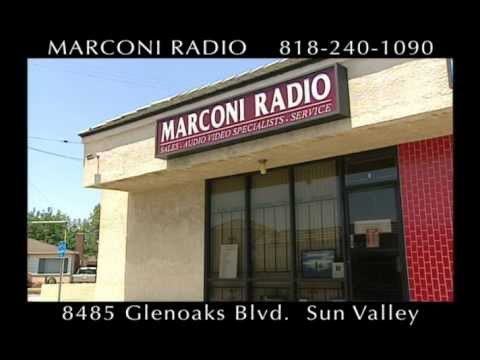 Home theater design installation Burbank CA by Marconi Radio | 818-240-1090