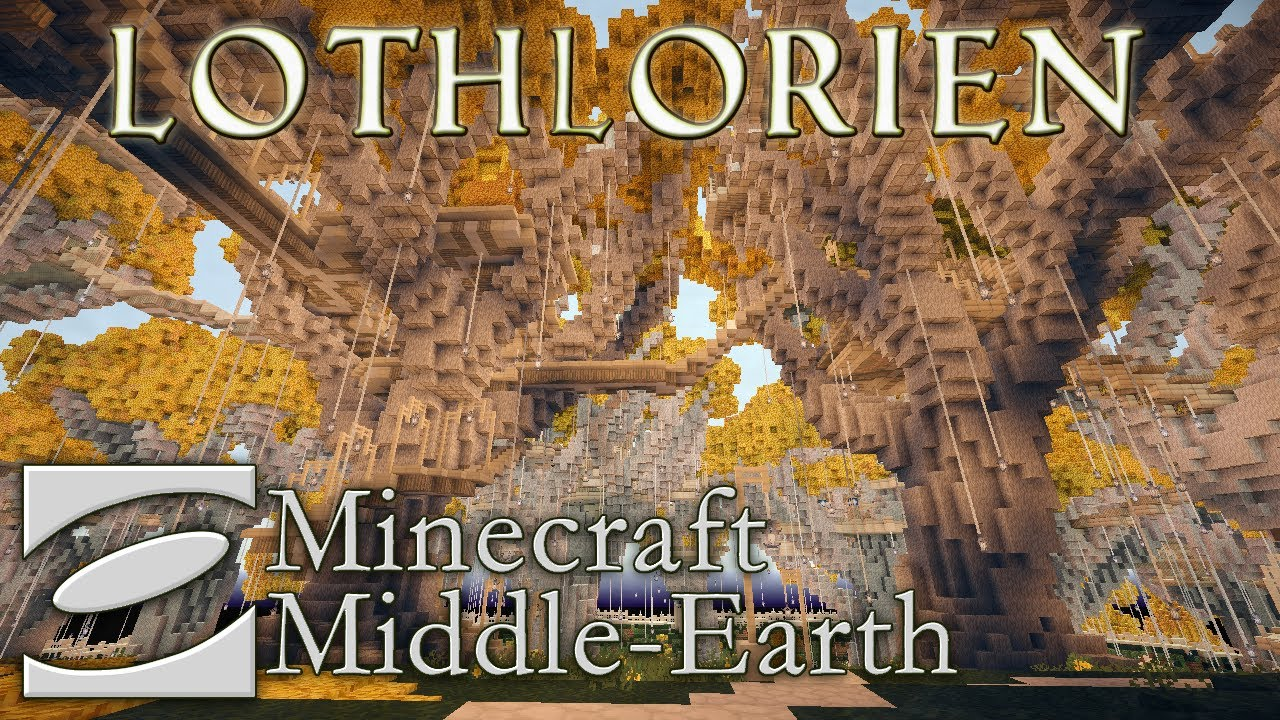 Lothlorien minecraft middle earth youtube gumiabroncs Choice Image