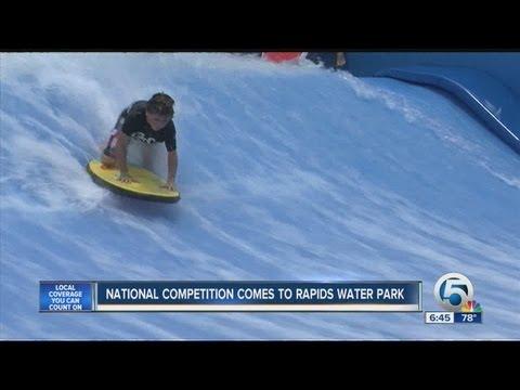 Pro/AM U.S. Flow Series Tour At Rapids Water Park