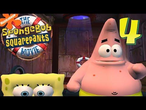 We Lost The Patty Wagon Key! | SpongeBob SquarePants Movie Game | Ep. 4 thumbnail