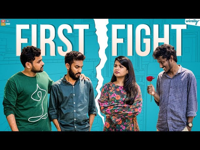 First Fight || Wirally Originals || Tamada Media
