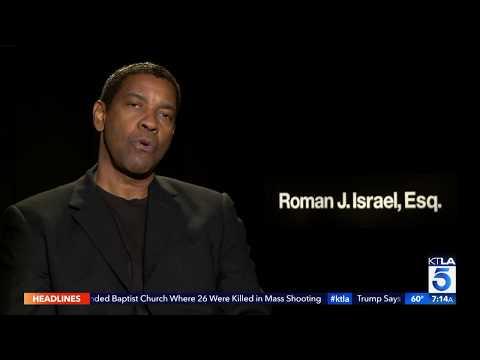 Sam Rubin Talks to Dan Gilroy on the Risk of Writing a Film Lead for Denzel Washington