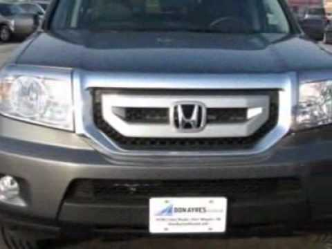 2011 honda pilot 4wd 4dr ex l w res suv fort wayne in youtube. Black Bedroom Furniture Sets. Home Design Ideas