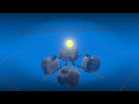 [Blender 3D Visual *WIP*] Twitch - Pegasi (3xOsc Edit)