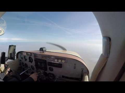Modesto to Madera @5.5k w/ATC  NorCal Approach