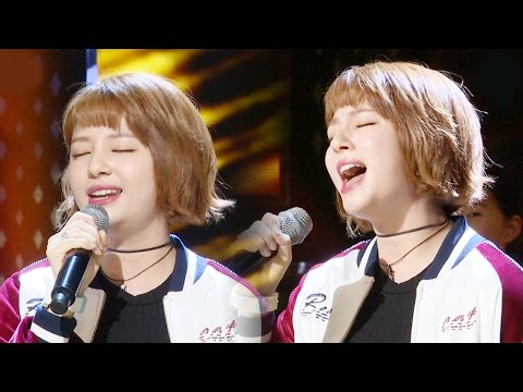 Shannon Singing Improved 'Man In The Mirror' 《KPOP STAR 6》 EP05