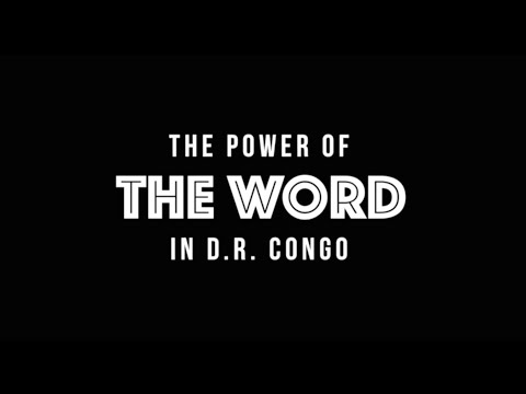 God at Work in the D.R. Congo