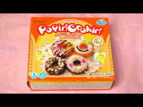 Poppin Cookin ASMR and Tasting