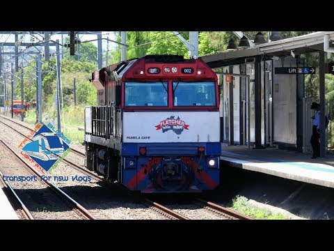 Transport for NSW Vlog No.1130 Rhodes part 4