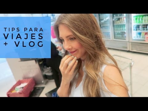TIPS PARA VIAJES + VLOG Panamá