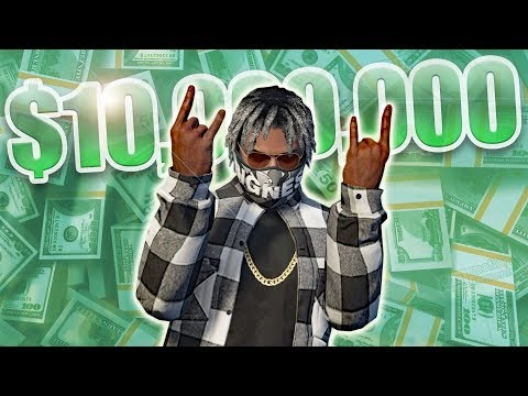 MILLIONAIRE RAPPER LUXURY LIFESTYLE! | GTA 5 Rapper's Life #7