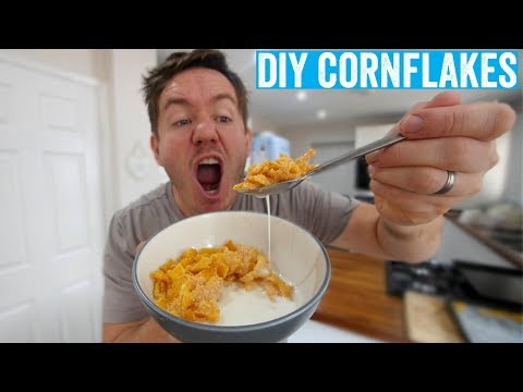 The Homemade Cornflakes Project