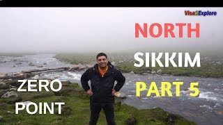 Lachen to Lachung , Zero point: | North Sikkim Food & Travel Tour: Episode 5