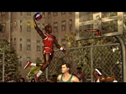 NBA Street Vol. 2 - NBA Stars vs. Old School Legends