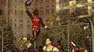NBA Street Vol. 2 - NBA Stars vs. Old School Legends