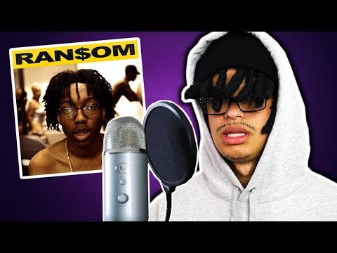How Lil Tecca Recorded 'Ransom'