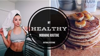 One of NaturallyStefanie's most viewed videos: MY MORNING ROUTINE // Naturallystefanie