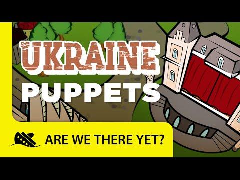 Ukraine: Puppets - Travel Kids in Europe