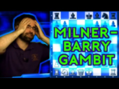 It's not Scary, Gambit like Milner-Barry | Chess Openings Explained