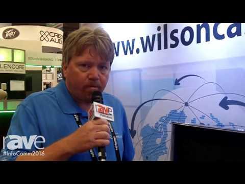 InfoComm 2016: Wilson Case Shows Off Custom Cases for AV Products