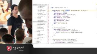 Nir Kaufman - Getting ready for Angular 2 (Hebrew) - ngconf-il 2015