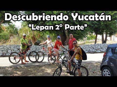 Increible cenote en Yucatan | Lepan - Cenotes Mexico