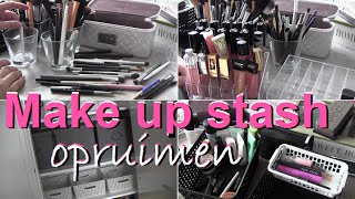 Make up stash opruimen deel 1 | beautynailsfun.nl Thumbnail