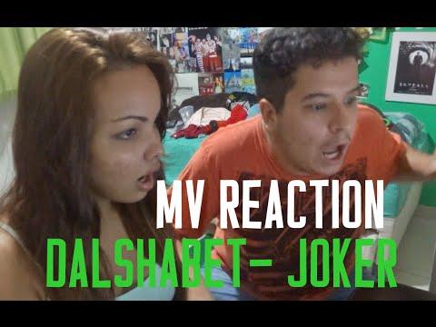 Dalshabet  -  Joker (MV REACTION)