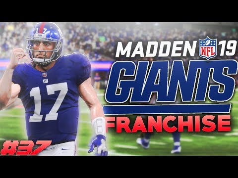 Can We Pull Off The Comeback?! Madden 19 New York Giants Franchise Ep. 35